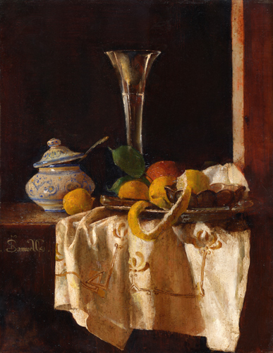 Samuel G./Still Life with Sugar Bowl