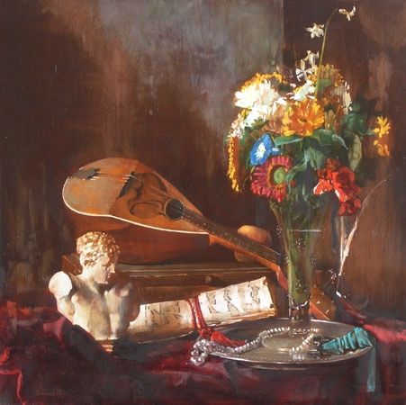 Samuel G./Still Life with Flowers
